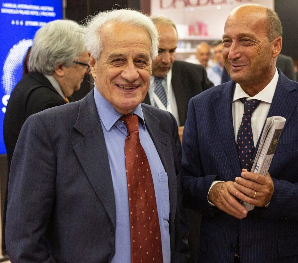 Antonio Baldassarre, Nino Foti